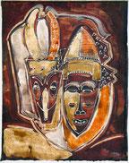 Masken Afrika