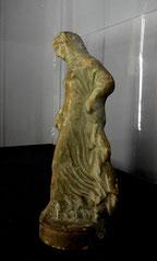 Danseuse Titeux, copie XIXe, terre cuite / Musée d'Abbeville/ JH