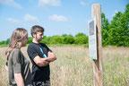 Camping Sites & Paysages  Les Saules à Cheverny - Loire Valley - Les panneaux pédagogiques