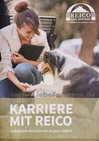 Sie möchten mit Reico richtig durchstarten? Diese Broschüre ist Ihr Wegweiser in Richtung Erfolg.