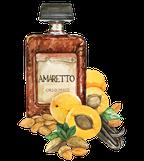 Amarettoaroma verarbeiten, Amarettoliquid zum dampfen mischen,