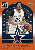 ANTHONY DAVIS / Superstar Swatches - No. 2  (#d 7/25)