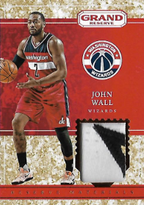 JOHN WALL / Reserve Materials - No. 28  (#d 25/25)
