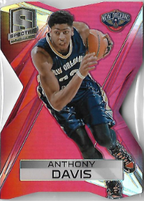 ANTHONY DAVIS / DieCut - No. 60  (#d 2/25)