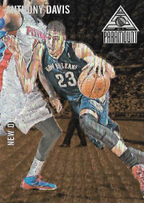 ANTHONY DAVIS / Bronze Version - No. 7  (#d 44/50)
