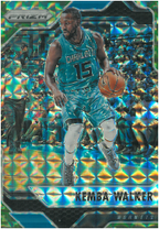 KEMBA WALKER / Prizm - No. 54  (#d 15/25)