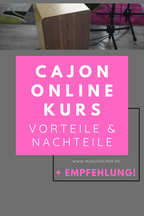 Online Cajon lernen