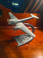 (商品番号O-1)(ダンヒル社)飛行機