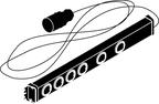 E-Power Strip Type CEE