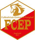 Das Aktuelle Logo des Fc Eintracht Ponyhof