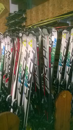 Skis de fond en location chez Point Glisse Près de Beille à Tarascon sur Ariège