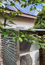 CO2-emissionsfreie Energie: Wärmepumpe + Photovoltaik