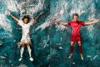 海のゴミをユニフォームに? 「アディダス×レアル&バイエルン」による環境保全プロジェクト