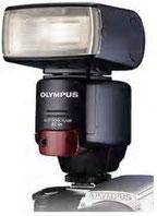 Flash esterno per alcuni modelli  Olympus.