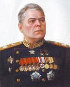 Василевский, Александр Михайлович, Маршал Советского Союза