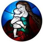 Maria in den Konfessionen
