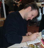 Arnaud Quéré, dessinateur