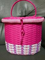 かけ編みのバニティ