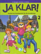 ELI, Ja Klar! 2 Kursbuch