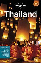 Cover des Thailand Reiseführers von Lonely Planet.