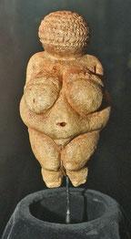 Venus von Willendorf: Templermeister_pixelio.de