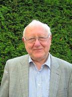 Walter Erfmann Stadtdirektor a.D. und Gründer der WGB