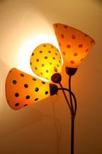 Tütenlampen: typisch 50er Jahre