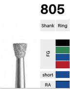 FG-Diamant 805, Umgekehrter Kegel