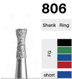 FG-Diamant 806, Umgekehrter Kegel mit Ansatz