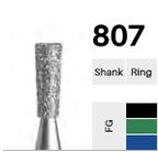 FG-Diamant 807, Umgekehrter Kegel