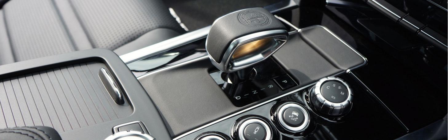 Mercedes AMG Innenraum