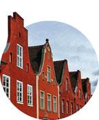 Führung in Potsdam - Holländisches Viertel
