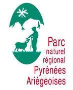 logo parc naturel de pyrénéenne ariégeoises