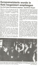Dürener Nachrichten 1981