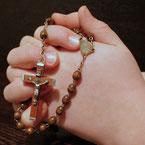 Der Rosenkranz zum Mitbeten