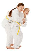 Judo für Mädchen und Jungs