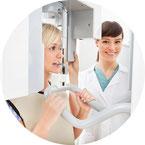 Digitales Röntgen mit weniger Strahlenbelastung