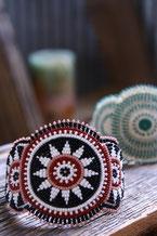 bangle  bracelet  ビーズバングル、ブレスレット