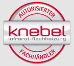 Fachhändler Knebel Infrarotheizung