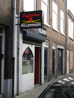 Coffeeshop Millenium Amsterdam
