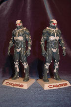 Nanosuit from the game Crysis