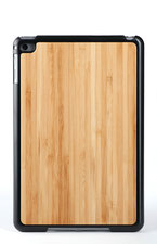 ipad mini4 case bamboo wood front