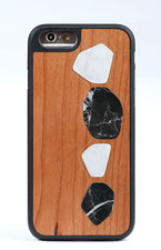iphone 6 6s cover wood marble front