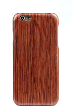 iphone 6 6s case walnut wood and kevlar front