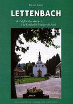 Lettenbach églises des verriers Fondation Vincent de Paul Roland Kleine