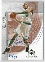 PAUL PIERCE / BuyBack - No. 4  (#d 36/37)