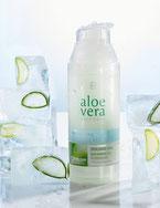 Aloe Vera Gel-Crème hydratant avec pompe