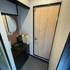 トイレ フラッシュ戸