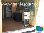 conteneur solaire PV photovoltaïque hybride PV/T générateur autonome groupe électrogène solar container photovoltaic hybrid autonomous offgrid power smartgrid minigrid contenedor fotovoltáico híbrido generador autónomo photovoltaik autonomen generator
