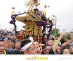 千囃連さん:浦安三社祭